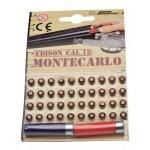 Blister 24 amorces + 2 cartouches pour fusil à amorces Monte-Carlo