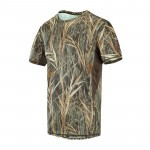 Tee-shirt de chasse Stagunt Orset SS Reeds Shadow