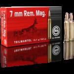 Cartouche Geco / cal. 7mm RM - T-Mantel 1/2 Bl. 10,7 g