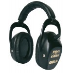 Casque antibruit Pro Ears Stalker Gold / Noir
