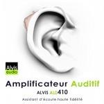 Amplificateurs d'écoute Alvis ALD 410 Chasse