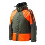 Veste de chasse Beretta Thorn Resistant GTX - Vert & Orange