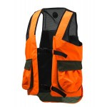 Gilet de chasse Beretta Thorn Resistant Game Bag - Vert & Orange