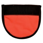 Kit ventral femelle Orange pour gilet de protection CaniHunt Dog Armor V2-65 cm