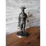 Figurine Girafe en bronze