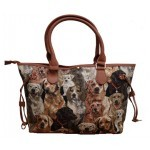 Sac tote chiens