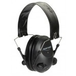 Casque antibruit Acoustic Electronic  / Noir