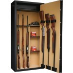 Armoire forte Infac Classic CD14 modulable / 11-14 armes