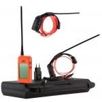 Système de repérage GPS pour chien sans abonnement DOGTRACE X20 orange fluo - 2 chiens