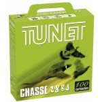 Pack 100 cart. Tunet Chasse 28 / Cal. 20 - 28 g