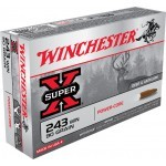Cartouche Winchester / cal. 243 Win. - Power Core 90 gr