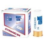 Cartouche Mary Arm Cyrano 24 / Cal. 12 - 24 g