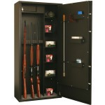 Armoire forte Fortify Delta 12 modulable 12 armes - 8 armes + étagères