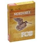 Cartouche Fob Mordorée / Cal. 20 - 28 g