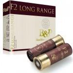 Cartouche B & P F2 Long Range / Cal. 12 - 36 g