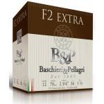 Cartouche B & P F2 Extra / Cal. 12 - 36 g
