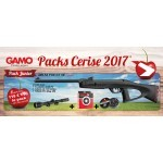 Pack cerise Gamo Junior - Cal. 4,5 mm