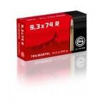 Cartouche Geco / cal. 9,3x74 R - T-Mantel 1/2 Bl. 16,5 g