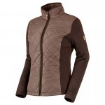 Veste polaire Femme Stagunt Cuiros Cofee - Taille XS
