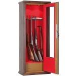 Armoire forte Infac Wood Look Vitrine LV62 / 10 armes
