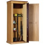 Armoire forte Infac Wood Cover Safe M18 Chêne / 13-18 armes