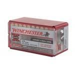 Cartouche Winchester / cal.17 HMR - 17 gr blindée