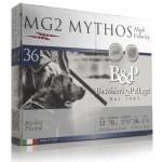 Cartouche B & P MG2 Mythos 36 HV / Cal. 12 - 36 g