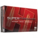 Cartouche Hornady / cal. 30-06 - Superformance 10,7 g