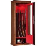 Armoire Infac Wood Cover Safe Vitrine MV62 Chêne / 10 armes
