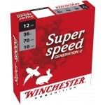 Cartouche Winchester Super Speed G2 / Cal. 12 - 36 g