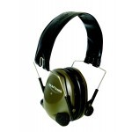 Casque antibruit Acoustic Electronic  / Kaki