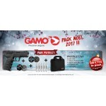 Pack Noël 2017 Gamo Pistolet - 4,5 mm