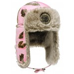 Chapka de chasse Pinewood Pink Lady-S