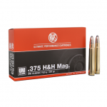 Cartouche RWS / cal. 375 H&H Mag. - UNI-Classic 19,5 g