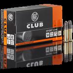 Cartouches 22LR RWS Club