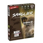 Cartouche Mary Arm Brenneke Sanglier HP / Cal. 12 - 39 g