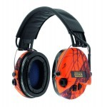 Casque antibruit MSA Supreme Pro-X Orange