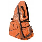 Sac à dos camo orange Fire Somlys 1008F