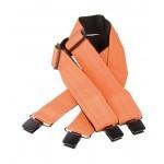 Bretelles de chasse Somlys Orange 176O