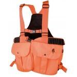 Gilet-harnais Somlys Orange 210