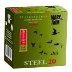 Cartouche Mary Arm Steel 20 / Cal. 28 - 20 g
