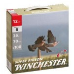 Pack 100 cart. Winchester Super-Pigeon / Cal. 12 - 36 g