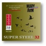 Cartouche Mary Arm Super-Steel 32 / Cal. 12 - 32 g