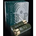 Cartouche B & P Target Slug / Cal. 12 - 28 g