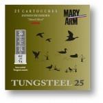 Cartouche Mary Arm Tungsteel 25 / Cal. 20 - 25 g