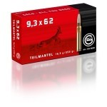 Cartouche Geco / cal. 9,3x62 - T-Mantel 16,5 g