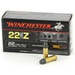 Cartouches 22 LR Winchester Long Z