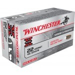 Cartouche Winchester / cal. 22 Hornet - HP 2,98 g