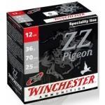 Cartouche Winchester ZZ Pigeon / Cal. 12 - 36 g