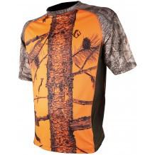 Tee-shirt de chasse Enfant Somlys 053FK